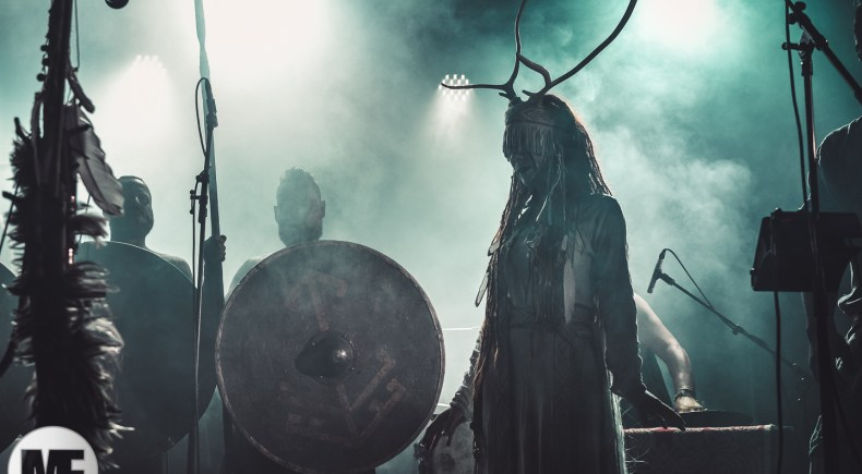 Heilung au Wacken Open Air 2018