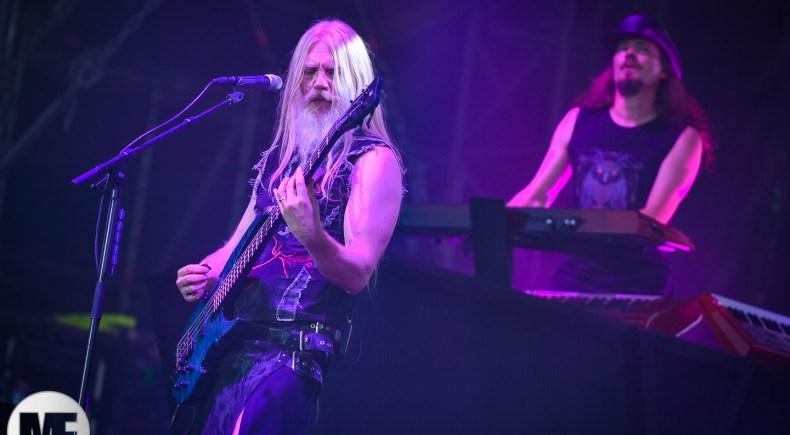 Nightwish au Wacken Open Air 2018