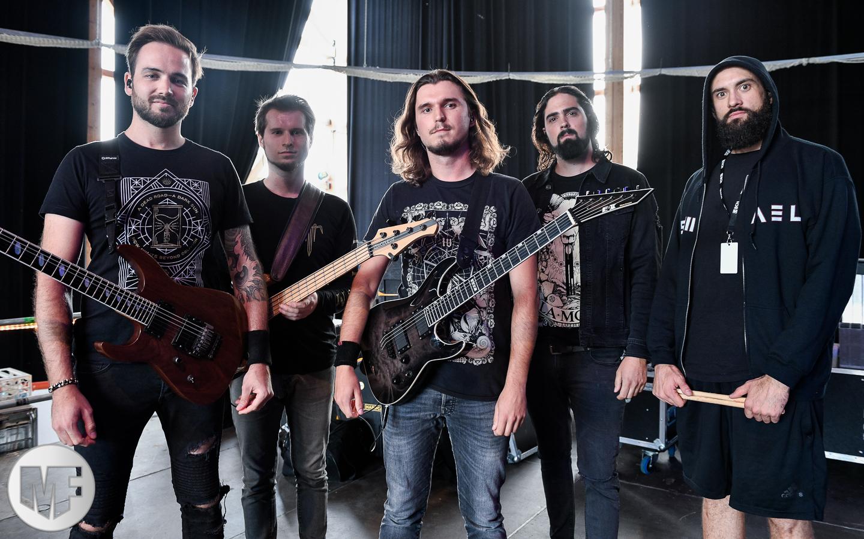 Voice of Ruin au Rock Altitude Festival 2018