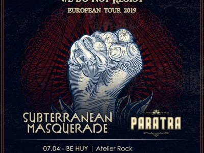 Orphaned Land Tour 2019