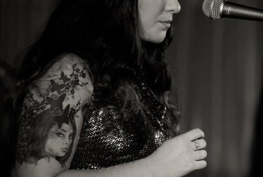 Lucie Lenoir en concert au Novotel de Paris Bercy le 06/12/18
