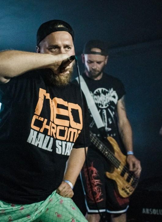 Scumbags au Gibus live en 2019