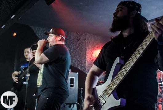 Hurakan au Gibus live en 2019
