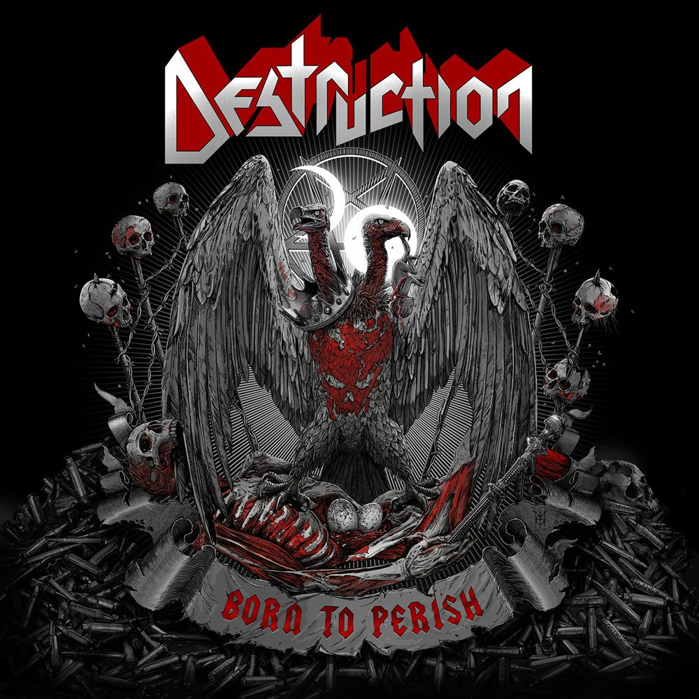 cover born to perish du groupe destruction
