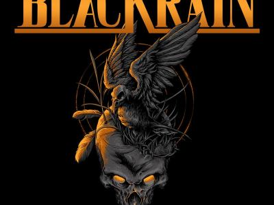 Pochette du single de Blackrain - A call from the Inside