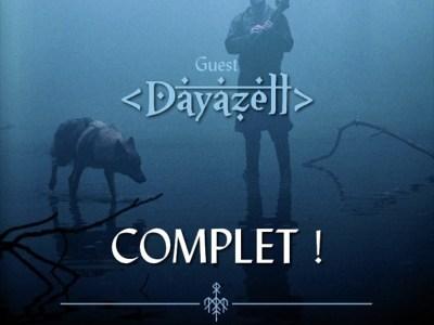 concert de Wardruna & Dayazell à l'Olympia à Paris