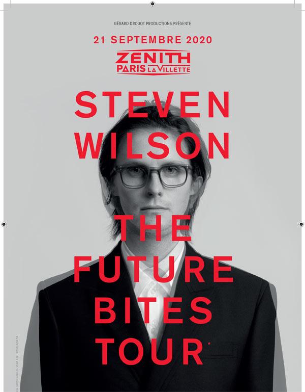 steven wilson - paris 2020