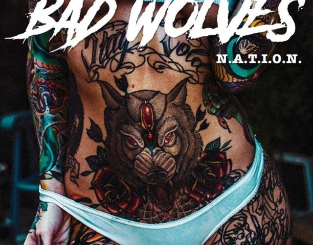 Bad Wolves - N.A.T.I.O.N (cover)