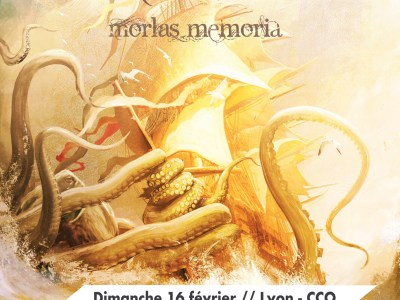 Visions of Atlantis en concert en France