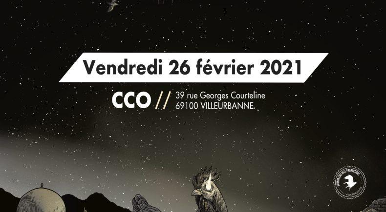 igorrr - concert lyon 2021