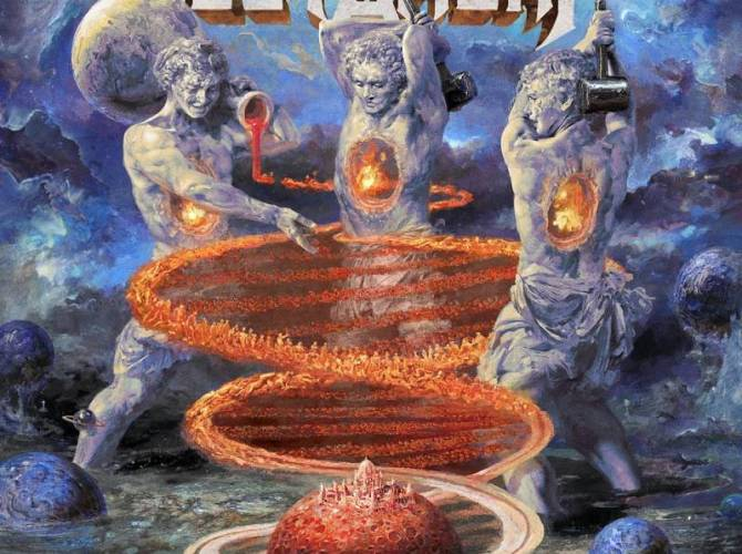 titans of creation par testament