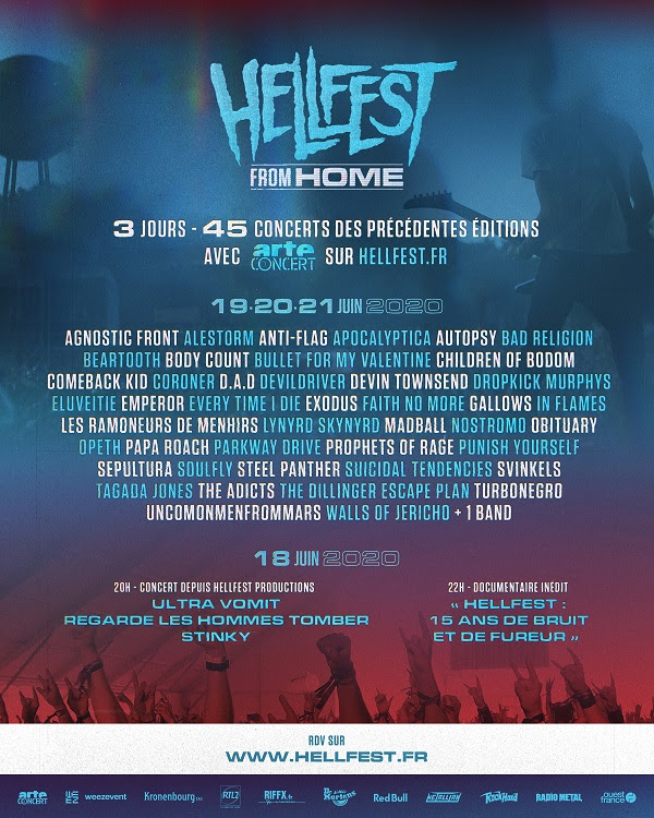 hellfest 2020 from home