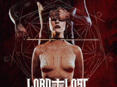 Pochette album Lord of the Lost - Swan Songs III