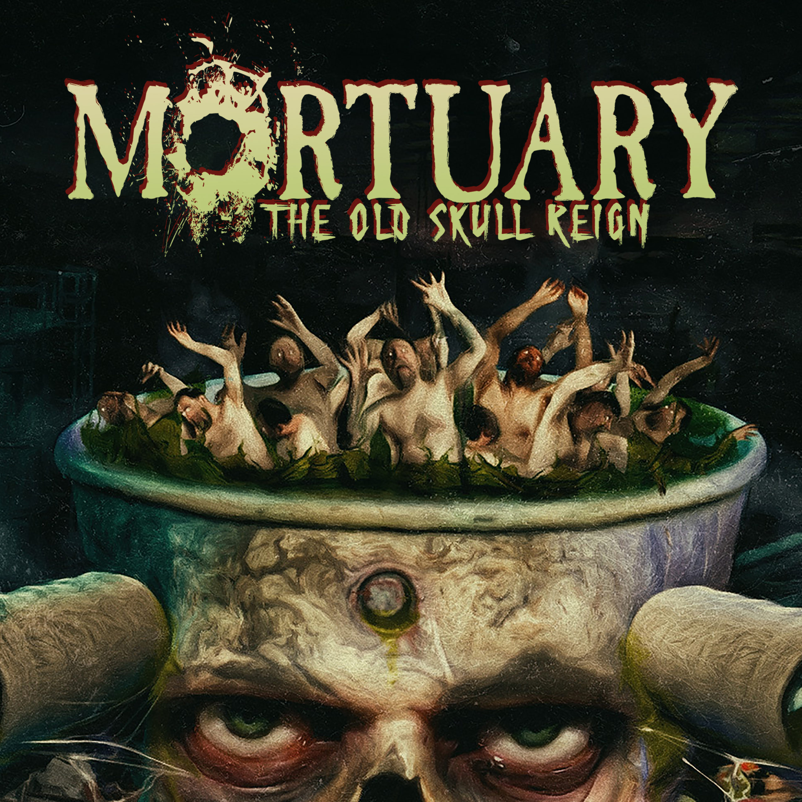 the old skull reign du groupe mortuary