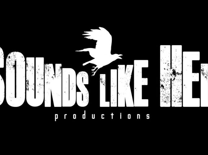 Logo Sounds Like Hell Production