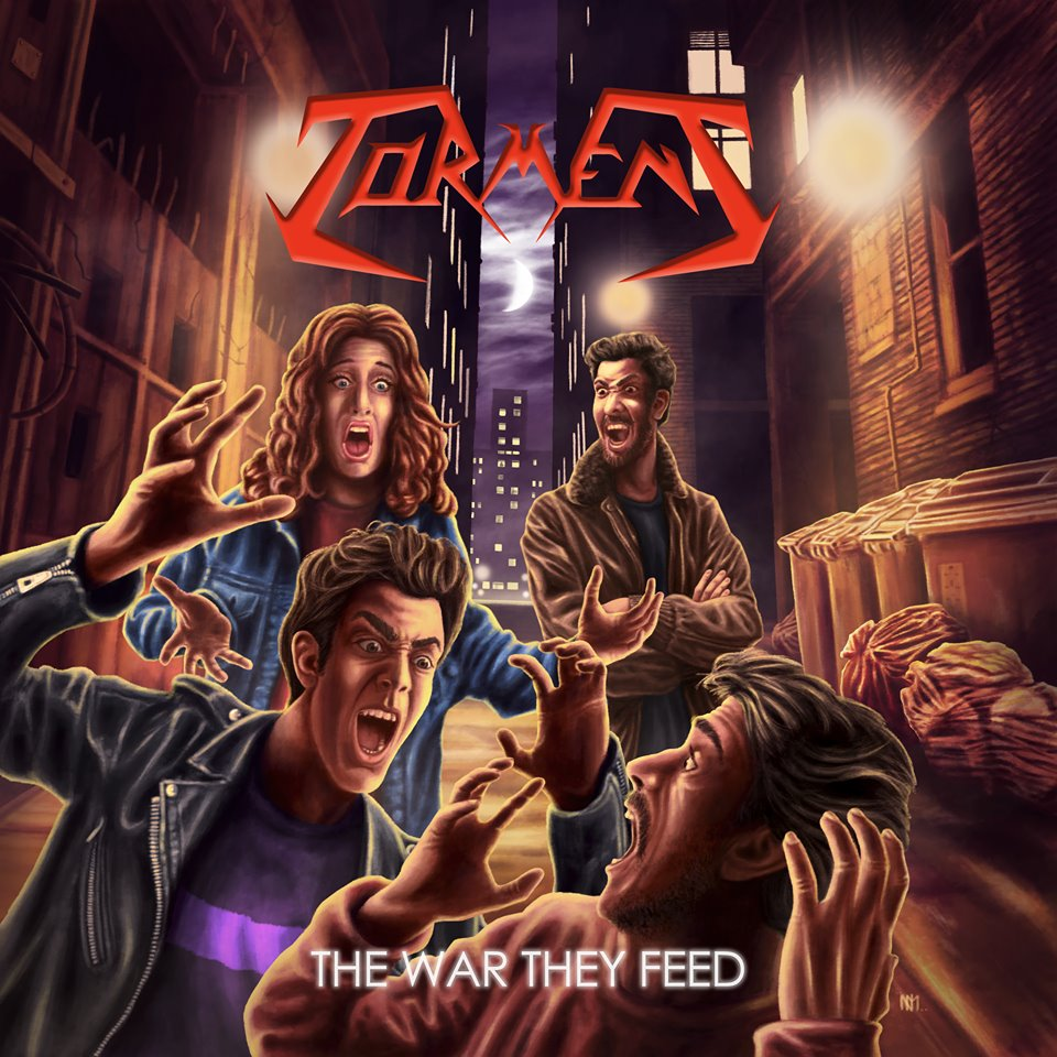 the war they feed par torment