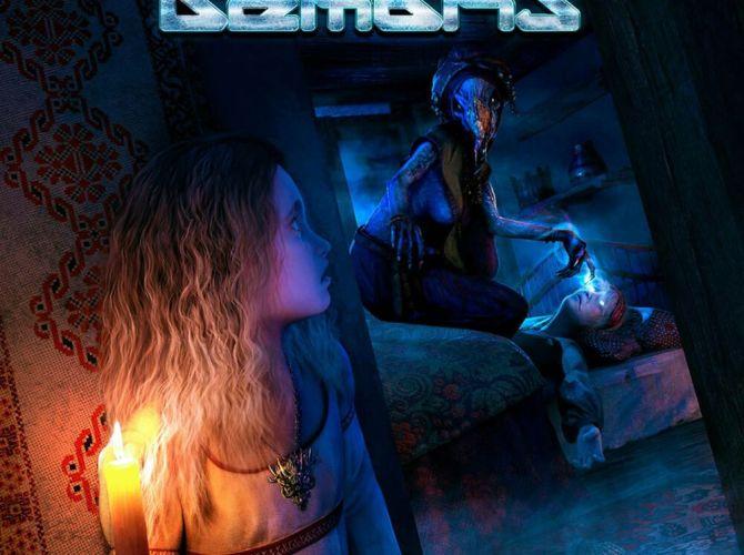 Daytime Stories … Nightmare Tales du groupe attick demons