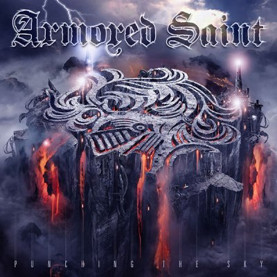 Armored Saint - Punching The Sky (cover)