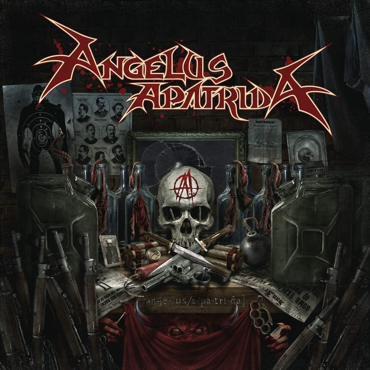 amgelus apatrida par ANGELUS APATRIDA