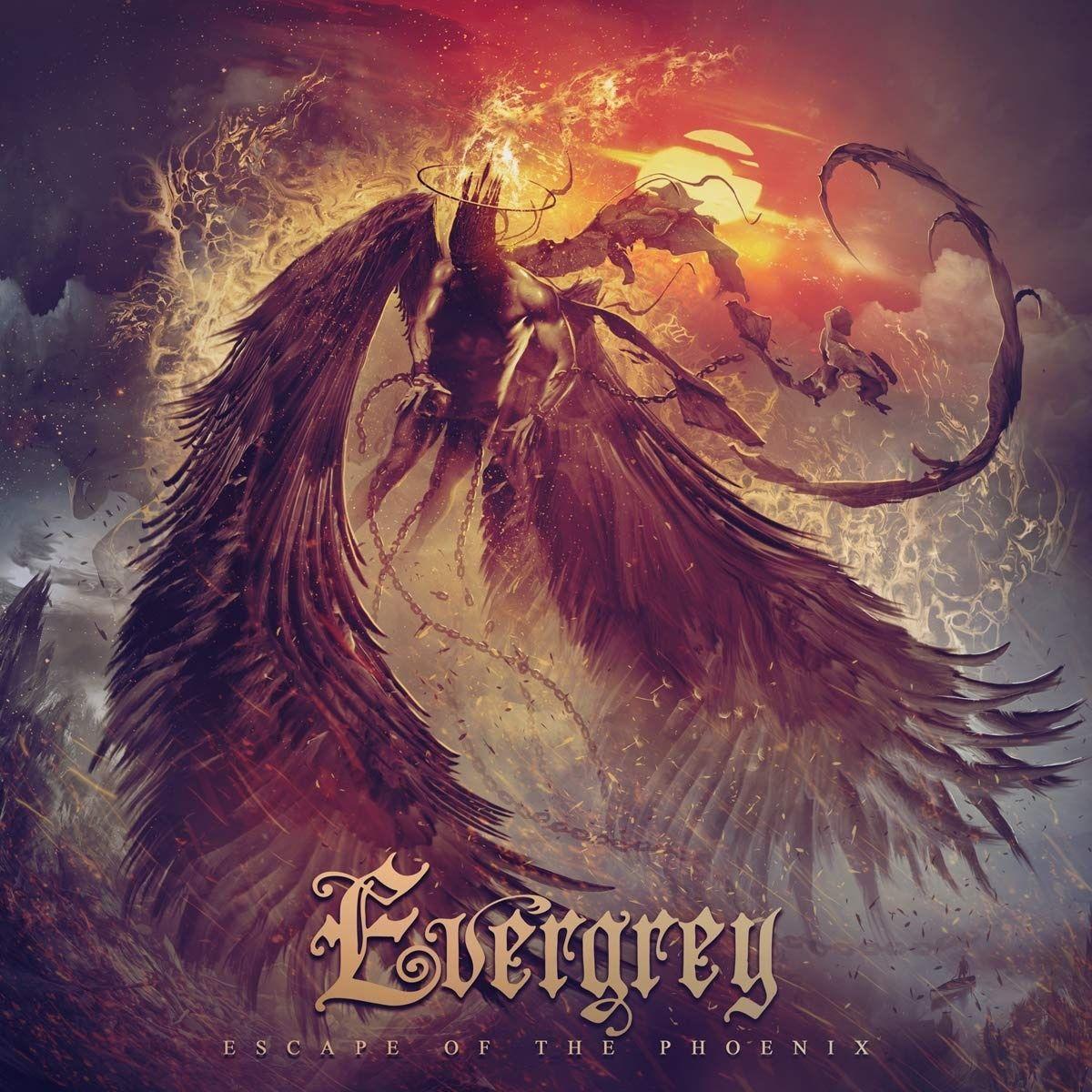 Evergrey - Escape Of The Phoenix