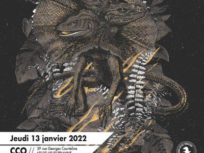 THE OCEAN sera de retour à Lyon en 2022 au CCO