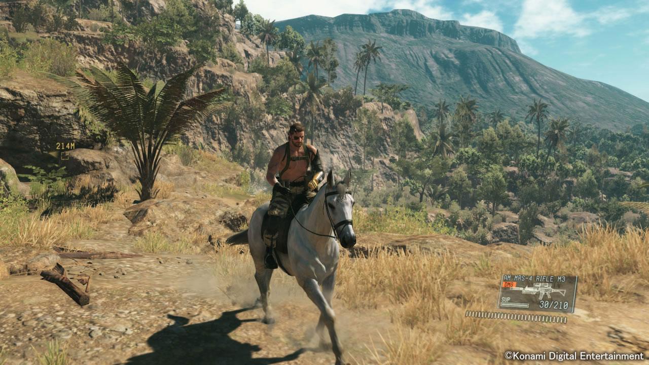 Image result for mgsv gameplay