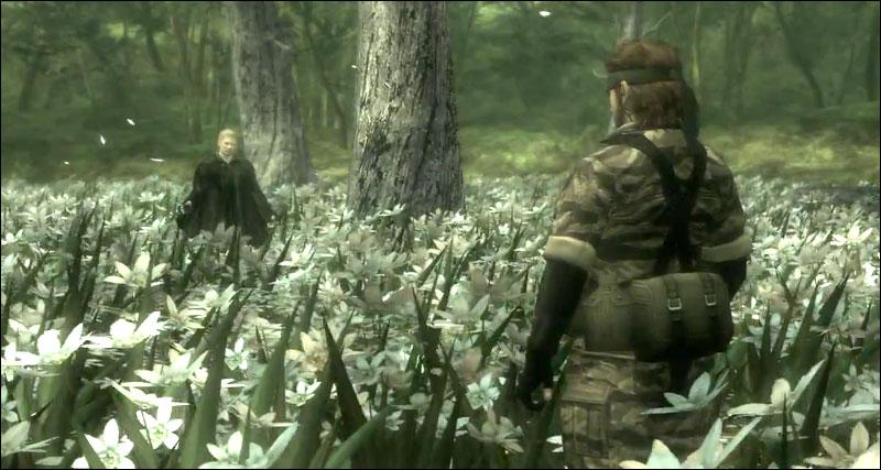 Resultado de imagen para big boss snake eater flowers