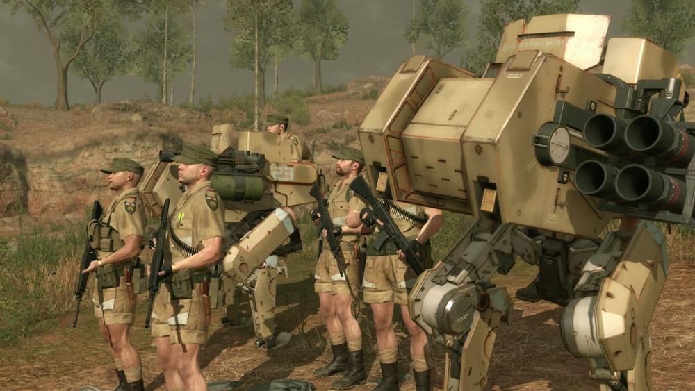 Image result for mgsv enemies