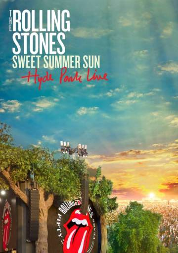 Rolling Stones Sweet Summer Sun - Hyde Park Live
