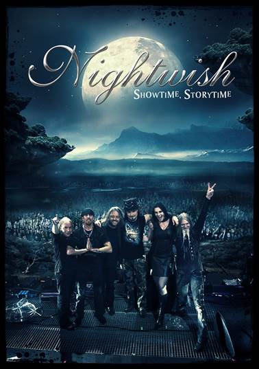nightwish dvd showtime story time