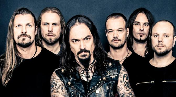 Amorphis – The Four Wise Ones