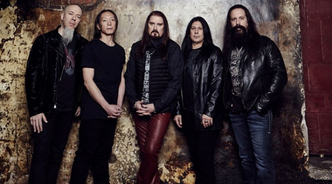 "Dream Theater volta ao Brasil com a turnê que divulga ""The Astonishing"""