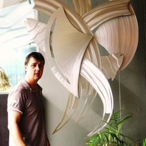 metal sculpture design Australia