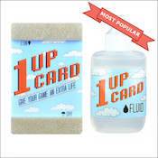 1UpCard Cleaner