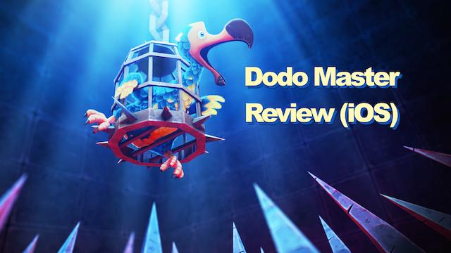 Dodo Master Review iPad (iOS)