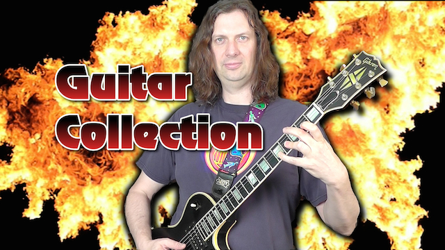 Metal Jesus GUITAR Collection – Axes of Evil