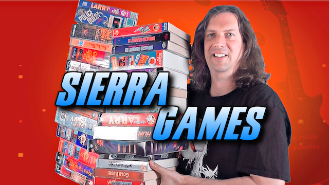Sierra PC Game Collection