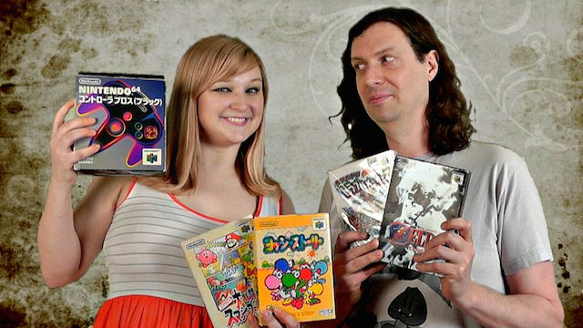 N64 Box Cover BATTLE – Japan vs US