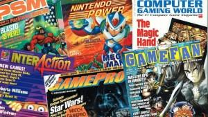 More Retro Gaming magazines