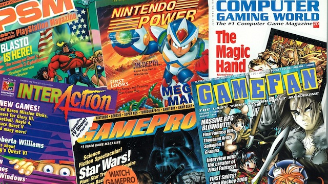 More Retro Gaming magazines