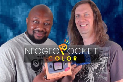 NEO GEO Pocket Color Review