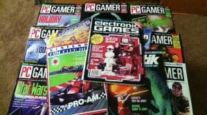 Retro Gaming Magazines
