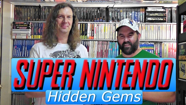 More Super Nintendo Games – Hidden Gems