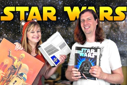 STAR WARS Collectables w Kinsey