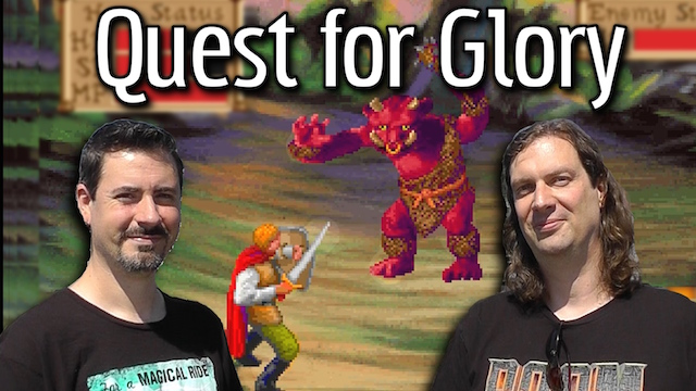 Quest for Glory Series Retrospective