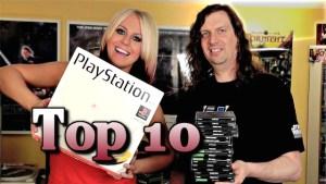 Top 10 PS1 Games Video