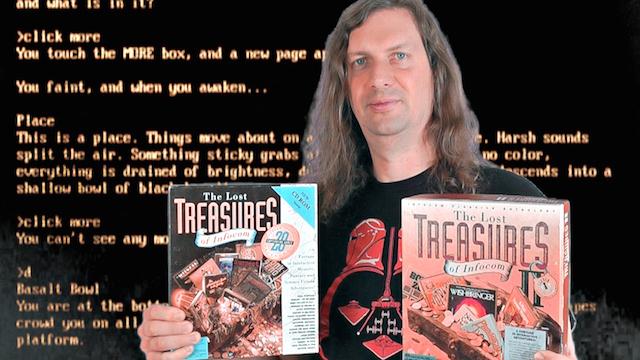 Text Adventures – Lost Treasures of Infocom