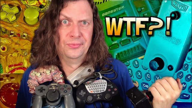 Weird & Awesome Game Controllers