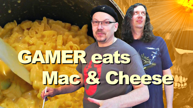 Rockin' Mac n Cheese Recipe – Gamer Eats