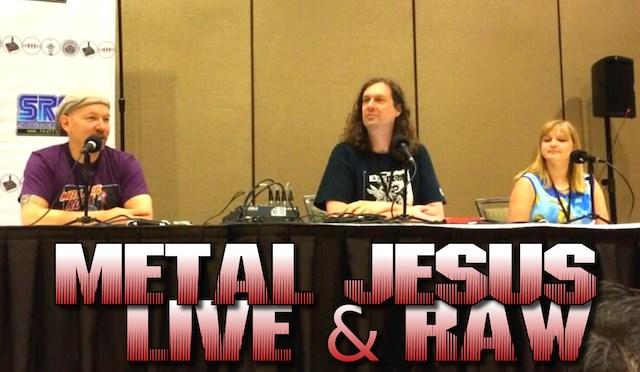 Metal Jesus Rocks – Live & RAW!